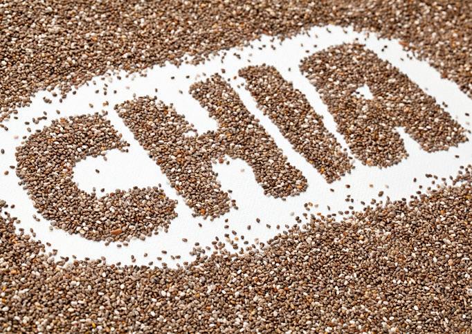 10 fundamentales propiedades de la semilla de chía