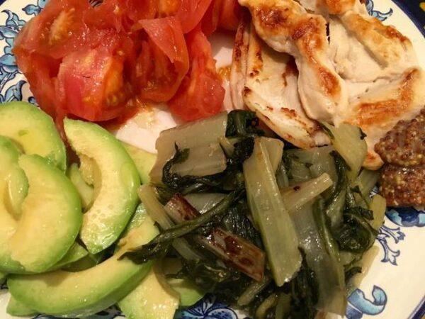 almuerzos y cenas para bajar de peso