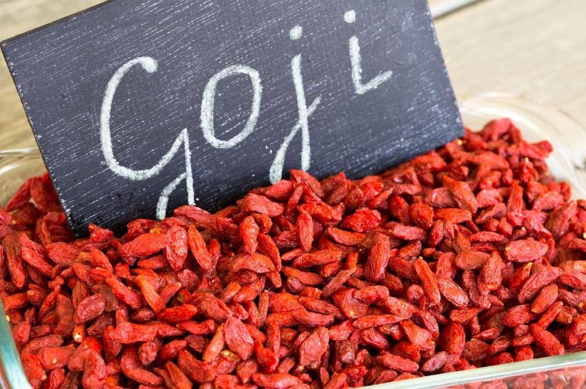 Razones para consumir las Bayas de Goji adecuadamente