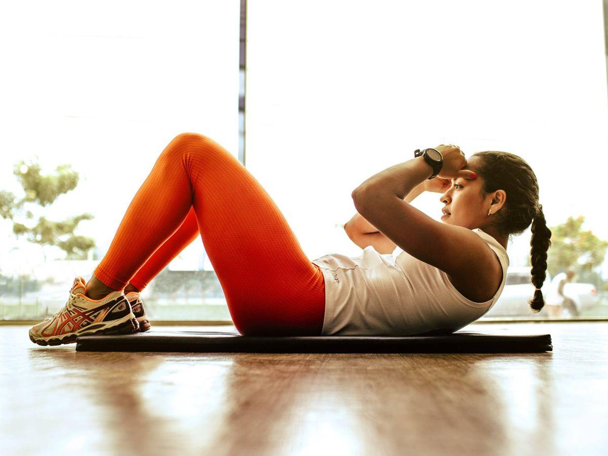 Rutina de ejercicio para perder peso
